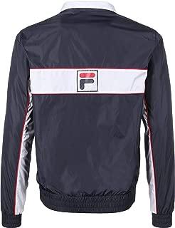 FILA VINTAGE Amauri Track Jacket   Rum Raisin