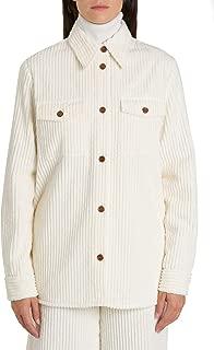 M Missoni Luxury Fashion Womens 2DJ000682W001S10105 White Jacket   Fall Winter 19