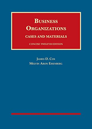 Business Organizations: Cases and Materials, Concise - CasebookPlus