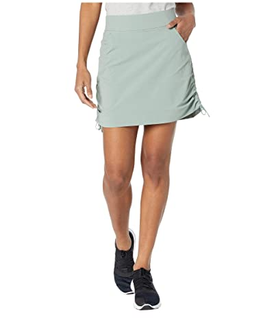 Columbia Anytime Casualtm Skort (Light Lichen) Women
