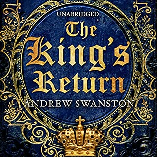 The King's Return cover art