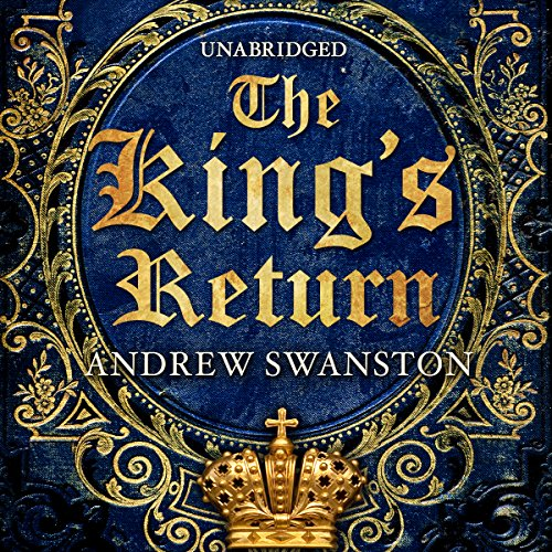 The King's Return audiobook cover art