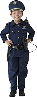 Dress Up America Deluxe Polizia Vestire Costume Per Bambini Costume Dress Up America