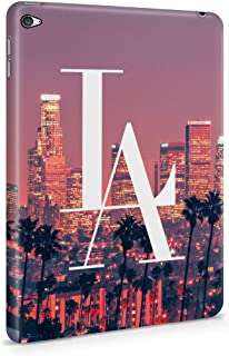 Los Angeles LA City Of Sins Sunset Summer Paradise City California Plastic Tablet Snap On Back Case Cover Shell For iPad Mini 4
