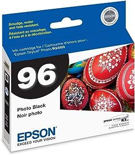 Epson UltraChrome K3 Inkjet Cartridge (Photo Black) (T096120)