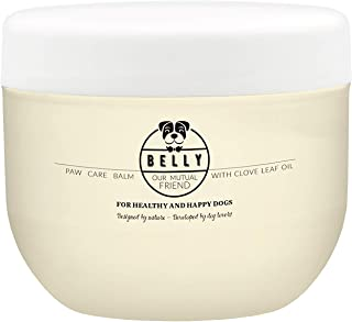 Belly Paw Care Balm I 3.4 fl oz I Dog Paw Ointment I Pet Remedy for Itchy Skin I Contains Clove Leaf Oil, Beeswax and Esse...
