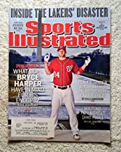 Bryce Harper - Washington Nationals - Spring Training '13 - Sports Illustrated - February 25, 2013 - SI