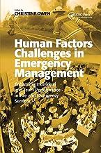 Livres Human Factors Challenges in Emergency Management PDF