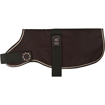 Water and Windproof Dachshund Hunter Dog Coat tailored with Corduroy Collar