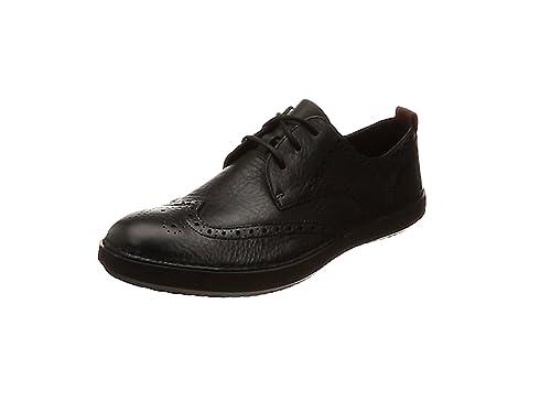 TALLA 42.5 EU. Clarks Komuter Run, Zapatos de Cordones Derby para Hombre