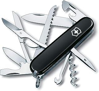 VictoriNox 1.3713.3 Swiss Knife Huntsman Black