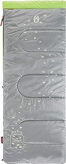 Coleman Kids Glow - Saco de Dormir para niños - Gris/Verde