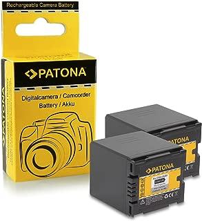 Original VHBW ® BATERIA para Panasonic cga-du21 nv-gs-serie gs17 gs22