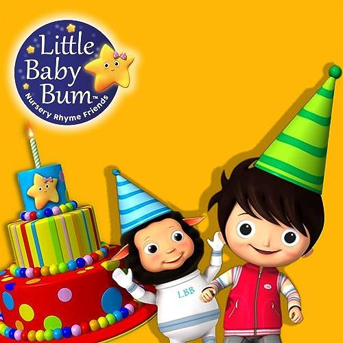 La Canción de Cumpleaños Feliz by Little Baby Bum Rima Niños ...
