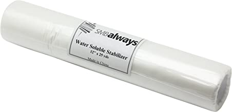 Water Soluble Stabilizer Roll, 12