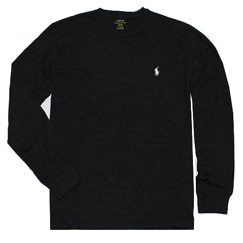 Polo Ralph Lauren Men s Long Sleeve Pony Logo T-Shirt - X-Large - 9726d8812c2