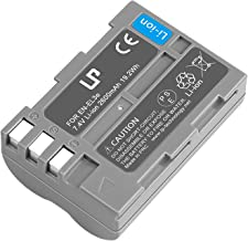LP EN-EL3e Battery, Replacement for Nikon EN EL3e, EL3, EL3a, Compatible with Nikon D50, D70, D70s, D80, D90, D100, D200, D300, D300s, D700 & More