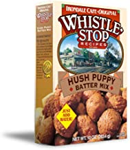 Original WhistleStop Cafe Recipes | Hush Puppy Batter Mix | 9-oz | 1 Box