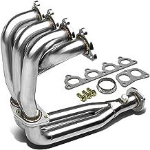 For Honda Civic/CRX/Del Sol Performance 4-2-1 Design Stainless Steel Exhaust Header Kit EC ED EE EF
