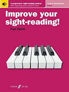 Improve Your Sight-reading! Piano, Level 5: A Progressive, I
