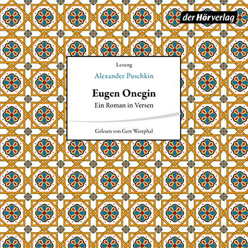 Eugen Onegin cover art