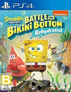 THQ Nordic 22158 Spongebob Squarepants: Battle for Bikini Bottom Rehydrated PlayStation 4