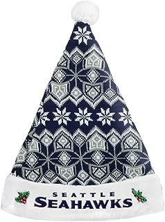 FOCO NFL Unisex 2015 Knit Santa Hat