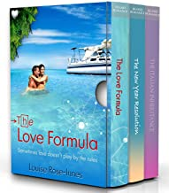 Island Romance Collection: Three Island Romances: The Love Formula, The New Year Resolution & The Italian Inheritance (Louise Rose-Innes' Boxed Sets)