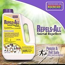Bonide (BND2361) - Repels-All Animal Repellent, Granules (3 lb.)