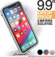 Catalyst iPhone Xs Max Case Impact Protection, Military Grade Drop and Shock Proof Premium Material Quality, Slim Design, Clear