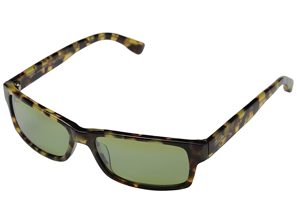 Maui Jim Hidden Pinnacle (Tokyo Tortoise/Maui HT) Fashion Sunglasses