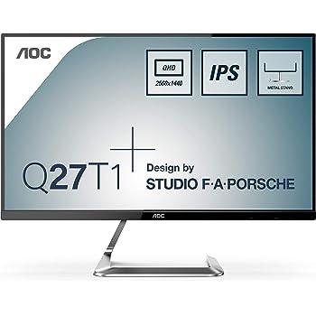 AOC Monitor Q27T1- Pantalla para PC de 27