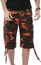 Casual Shorts for Men Kstare Camouflage Pocket Beach Work Short Trouser Cargo Pant Men Trunks Boardshort Swimwear