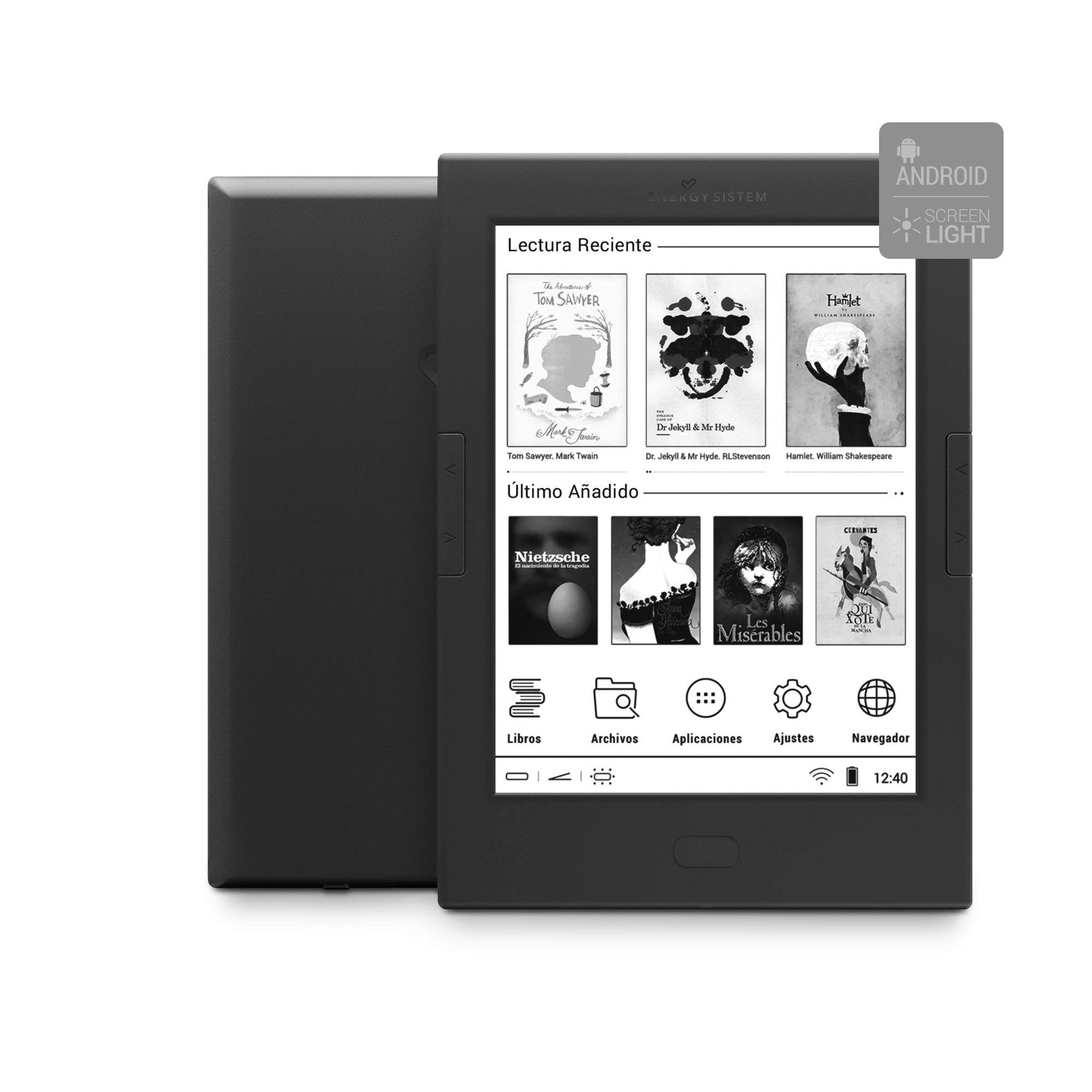 Energy Sistem eReader Pro 4 Lector de Libros electrónicos 6