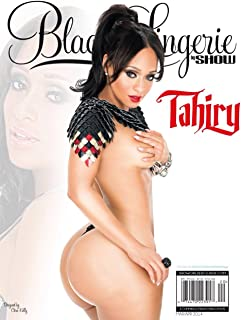 Black Lingerie Magazine Tahiry March/April 2014