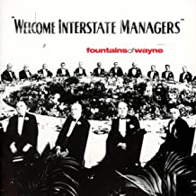 fountains of wayne welcome interstate managers songs