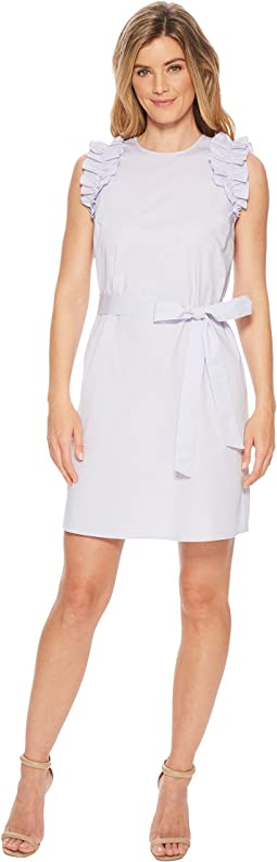 MICHAEL Michael Kors - Sleeveless Ruffle Dress