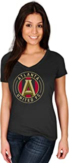 VF Atlanta United FC MLS Women's Team Logo T-Shirt Black