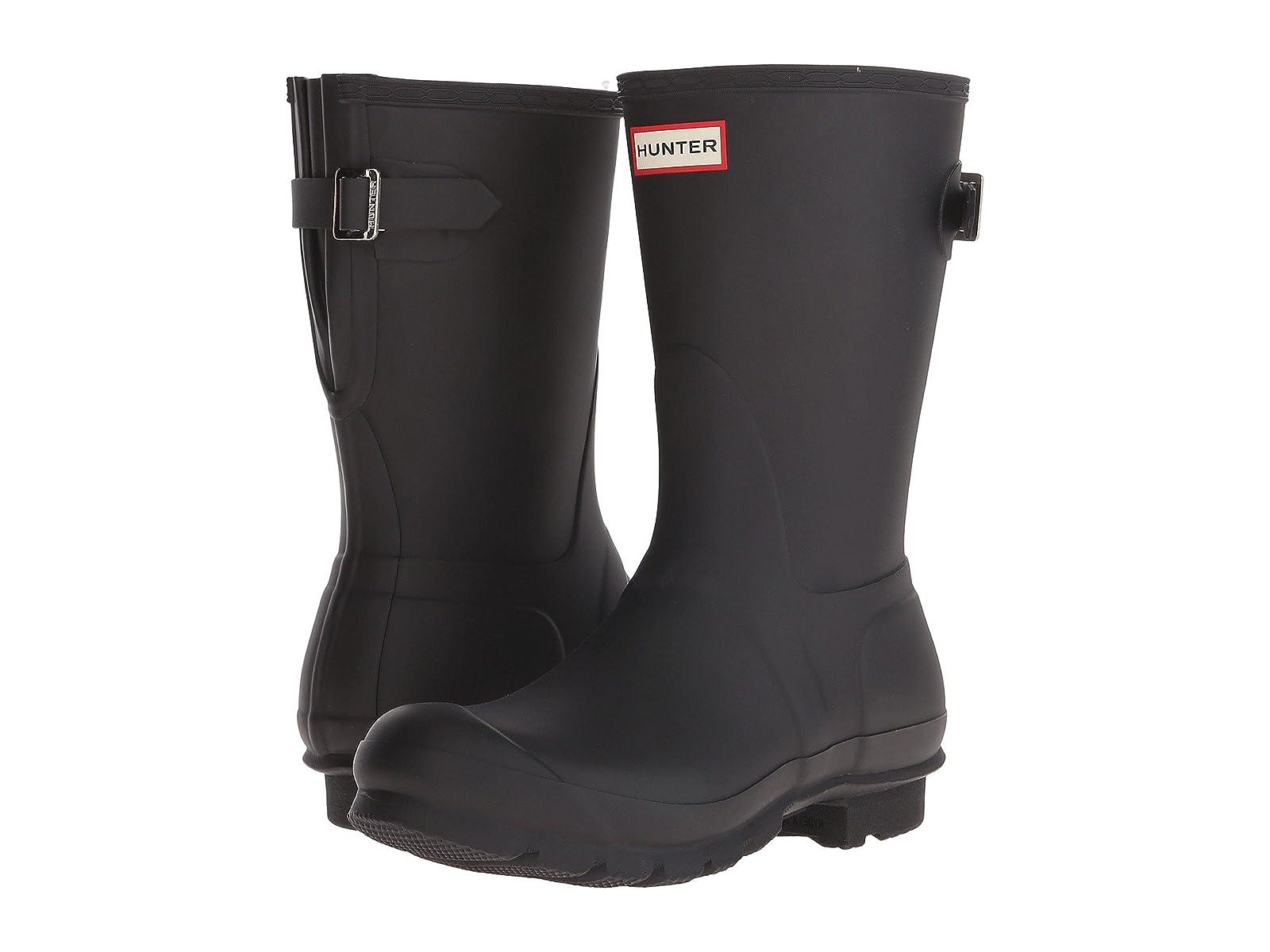 Hunter Original Short Back Adjustable Rain BootsAffordable and distinctive shoes