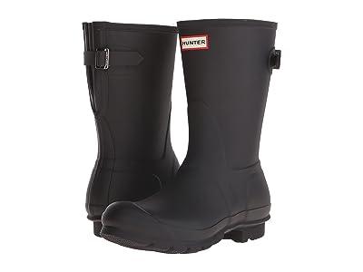 Hunter Original Short Back Adjustable Rain Boots