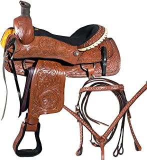 Best american saddlery western saddles Reviews