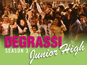 Degrassi Junior High Season 3