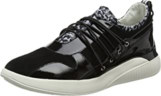 GEOX D Theragon A Womens Suede Leather Sneakers/Shoes