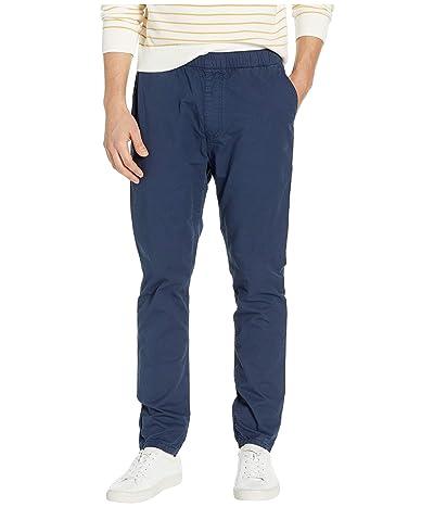 Quiksilver Hue Hiller Elasticated Pants (Blue Nights) Men