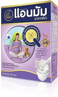 Anmum Materna Milk Powder Plain Pregnant Women 600g Folate & Fiber,omega