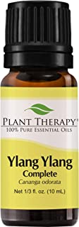Plant Therapy Ylang Ylang Complete Essential Oil 100% Pure, Undiluted, Natural Aromatherapy, Therapeutic Grade 10 mL (1/3 oz)
