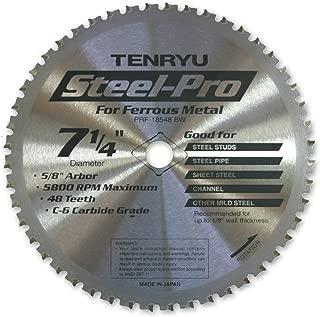 Tenryu PRF-18548BW STEEL-PRO 7-1/4