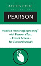 Modified MasteringEngineering® with Pearson eText -- Instant Access -- for Structural Analysis