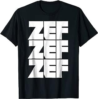 Zef III Die Freeky T-shirt