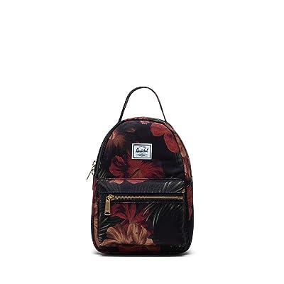 Herschel Supply Co. Nova Mini (Tropical Hibiscus) Backpack Bags
